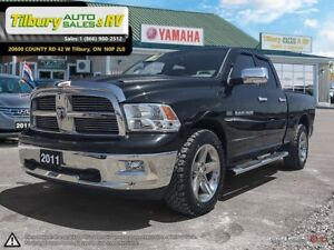 2011 Dodge Ram 1500 SMOOTH RIDE. V8.