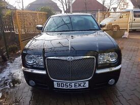 Chrysler 300c (Bentley Badged) Diesel Automatic Luxury Low 88K miles Excellent condition all around