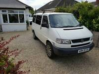 Vw t4 transporter caravelle for spares or repair