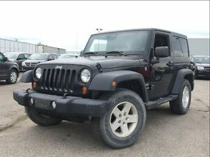2011 Jeep Wrangler SPORT**4X4**BLUETOOTH**POWER WINDOWS**HARD TO