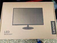 "Brand new in box Lenovo - D32q-20 31.5"" WLED Screen"