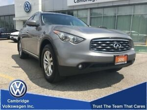 2010 Infiniti FX35 Premium Best Deal In The Province!