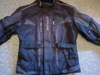 buffalo dart bike jacket size large
