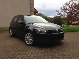 VW Golf 2009 1.4 TSI SE 5DR Black