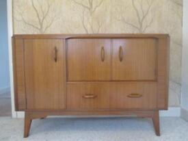 True Vintage 1950/Mid Century G Plan Brandon Dark Oak Sideboard/Cupboard