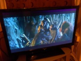 "40"" HD LCD SHARP TV"