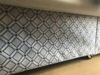 Double bed base brand new