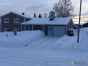 299 000$ - Maison à paliers multiples à vendre à Port-Cartier