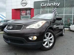 2009 Infiniti EX35 CUIR/TOIT OUVRANT/AWD/