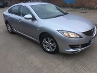 mazda 6 auto 2009 2.0 ts 5 dr petrol 93000 miles full s/h automatic
