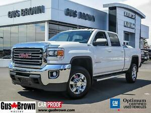2015 GMC Sierra 2500 HD SLE Crew Cab Long Box 4WD