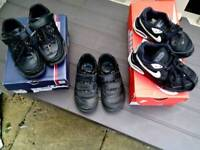 Boys shoes size 10 and 10.5