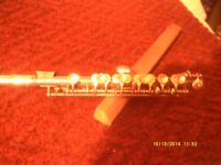 A PICCOLO the TINIEST of the FLUTES , In V.G.C. In a neat little CASE .++++