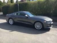 Ford Mustang 2.3 Ecoboost. Low mileage. Like new.