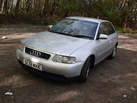 Audi A3 1.6 petrol 4 months test