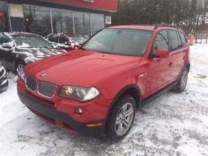 2007 BMW X3 3.0i***GARANTIE INCLUSE***