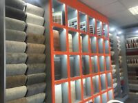 Carpet, Laminate, Vinyl & Wood   Immediate Fitting   Lowest Price   Free doorbar ★★★★★