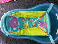 FISHER PRICE Baby Bath with support.