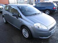FIAT GRANDE PUNTO 1.2 Active 3dr (grey) 2007