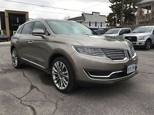 2016 Lincoln MKX AWD...1-owner trade, Only 15000K, Moonroof, Htd Kingston Kingston Area image 2