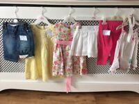 Girls 12-18m Clothes Bundle