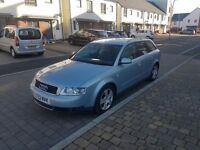 Audi A4 Advant(estate )(CVT) Automatic sport facelift model,full history,11 months mot px welcome