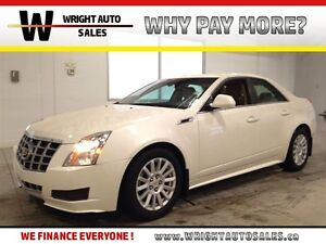 2013 Cadillac CTS AWD| LEATHER| BLUETOOTH| HEATED SEATS| 78,378K