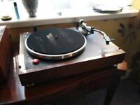 Manticore Mantra Input Design vintage turntable Linn basik arm serial number 1 rare