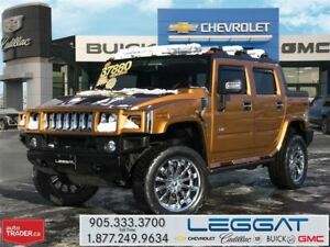 2006 Hummer H2 SUT Extremely Rare, Beautiful Condition