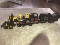 Lego back to the future train elb