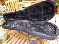 Rigid Foam Electric Guitar Case - for LP or SG not Strat
