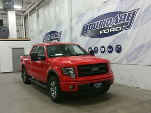 2014 Ford F-150 FX4 W/ Sport Cloth Seating, Rear Park Sensors