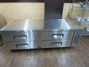 Brand New 72 inch Chef Base