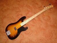 Fender Cabronita Bass