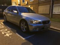 2003 Lexus IS200 SE Manual 4 door