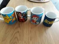 Childrens mugs