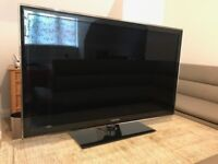 SAMSUNG UE46C5100QWXXU LED FULL HD TV EXCELLENT CONDITION WITH REMOTE AND INSTRUCTIONS