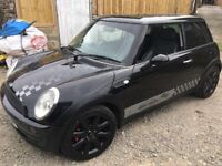 "John Cooper Challenge special edition 17""wheels full leather interior"