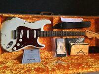1962 Fender Custom Shop Stratocaster Mid Boost