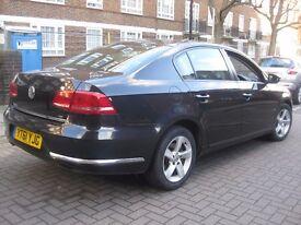 VW PASSAT 1.6 TDI BLUEMOTION NEW SHAPE 61 REG START STOP +++ PCO UBER READY +++ 5 DOOR SALOON