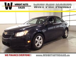 2014 Chevrolet Cruze LT| LEATHER| SUNROOF| BLUETOOTH| HEATED SEA Kitchener / Waterloo Kitchener Area image 1