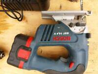 Bosch professional drill and jig saw