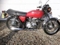 HONDA 400/FOUR 1975