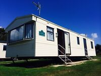 Great starter caravan for sale at Littlesea In Weymouth Dorset