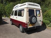1986 Renault traffic camper
