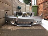 Bmw E81/E87 1 series front bumper