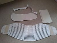 maternity supporting belts / sporting belt
