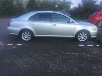 Toyota Avensis Diesel Part Exchange Welcome