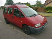 2004 CITROEN DISPATCH 6 SEATER 1.9 STRAIGHT DIESEL WORKHORSE