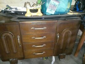 antique big draw
